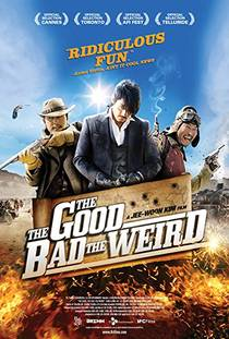Picture of a movie: The Good The Bad The Weird