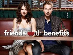 Picture of a TV show: Friends With Benefits