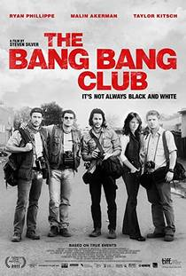 Picture of a movie: The Bang Bang Club
