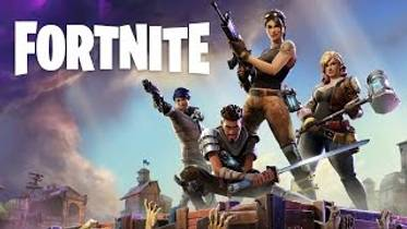 Picture of a game: Fortnite