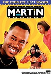 Picture of a TV show: Martin