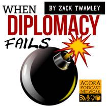 Picture of a podcast: When Diplomacy Fails Podcast
