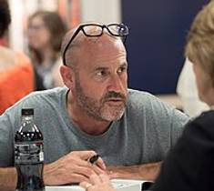 Picture of an author: James Frey