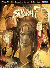 Picture of a TV show: Samurai 7