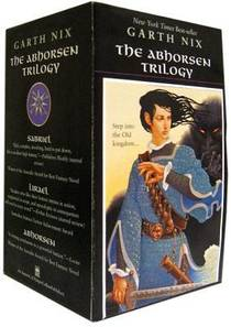 Picture of a book: The Abhorsen Trilogy Box Set