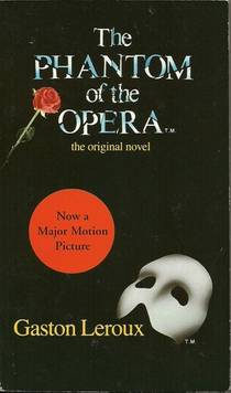 Picture of a book: The Phantom Of The Opera