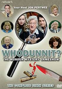 Picture of a TV show: Whodunnit?