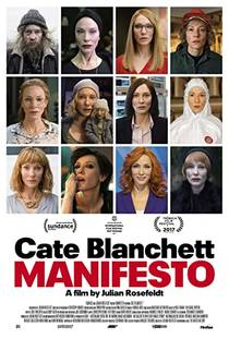 Picture of a movie: Manifesto