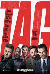 Picture of a movie: Tag