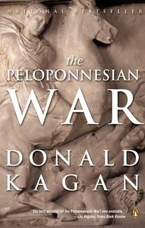 Picture of a book: The Peloponnesian War