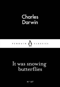 Picture of a book: It was Snowing Butterflies