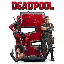 Picture of a movie: Deadpool 2