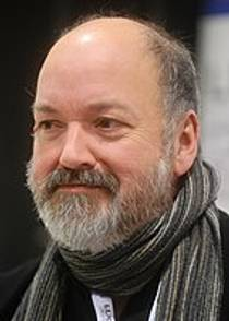Picture of an author: Dave Mckean