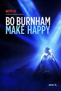 Picture of a TV show: Bo Burnham: Make Happy