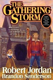 Picture of a book: The Gathering Storm