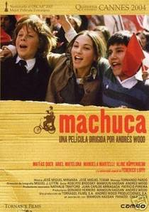 Picture of a movie: Machuca