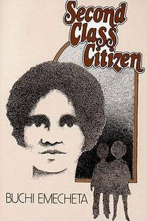 Picture of a book: Second Class Citizen