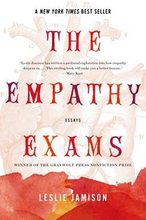 Picture of a book: The Empathy Exams: Essays