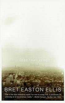Picture of a book: Less Than Zero
