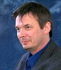 Picture of an author: Ian Rankin