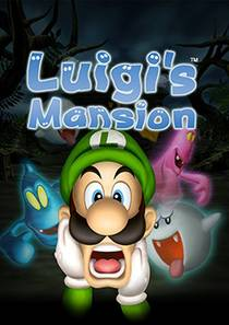 Picture of a game: Luigi's Mansion