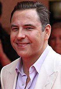 Picture of an author: David Walliams