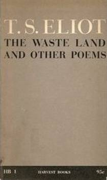 Picture of a book: The Waste Land And Other Poems