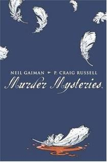 Picture of a book: Murder Mysteries