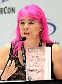 Picture of an author: Laini Taylor