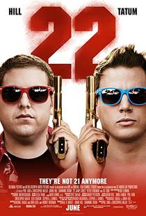 Picture of a movie: 22 Jump Street