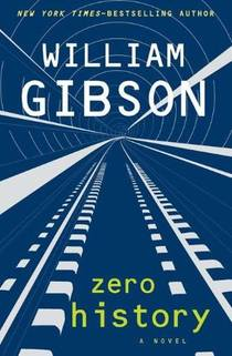 Picture of a book: Zero History