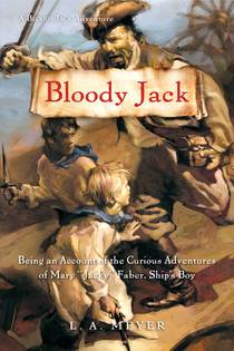 Picture of a book: Bloody Jack