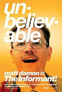 Picture of a movie: The Informant!
