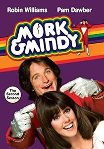 Picture of a TV show: Mork & Mindy