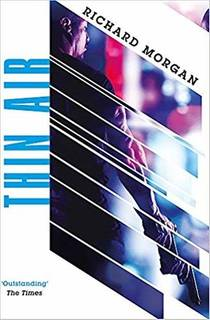 Picture of a book: Thin Air
