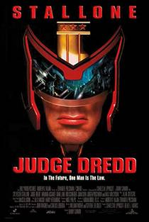 Picture of a movie: Judge Dredd