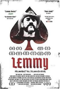 Picture of a movie: Lemmy