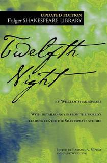 Picture of a book: Twelfth Night
