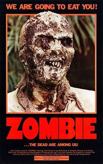 Picture of a movie: Zombie