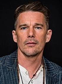 Picture of an author: Ethan Hawke