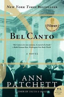 Picture of a book: Bel Canto