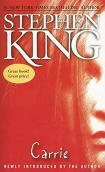 Picture of a book: Carrie