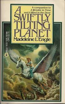 Picture of a book: A Swiftly Tilting Planet