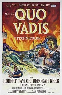 Picture of a movie: Quo Vadis