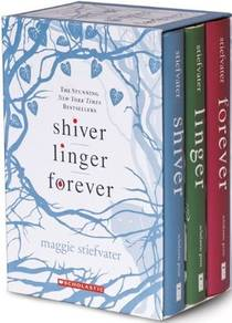 Picture of a book: Shiver Trilogy Boxset