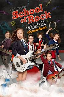 Picture of a TV show: School Of Rock