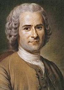 Picture of an author: Jean-Jacques Rousseau