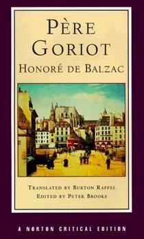 Picture of a book: Père Goriot