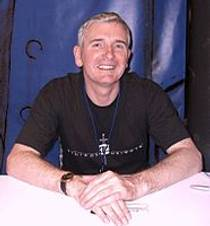Picture of an author: Mike Carey