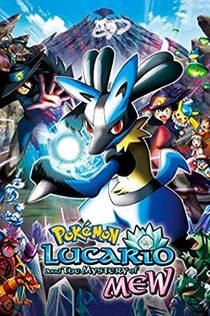 Picture of a movie: Pokémon: Lucario And The Mystery Of Mew